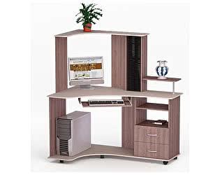 Угловой компьютерный стол ВМФ Роберт-13