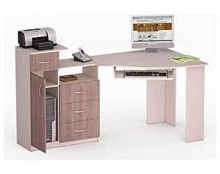 Угловой компьютерный стол ВМФ Роберт-15