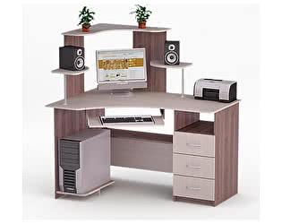 Угловой компьютерный стол ВМФ Роберт-70
