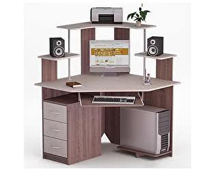 Угловой компьютерный стол ВМФ Роберт-69
