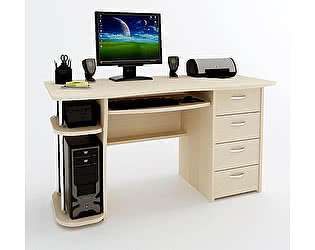 Компьютерный стол ВМФ Адриан-6