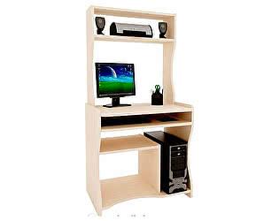 Компьютерный стол ВМФ Адриан-3 с надставкой