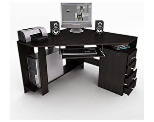 Угловой компьютерный стол ВМФ Лекс-8