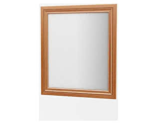 Зеркало ВМФ 600х700 для комода