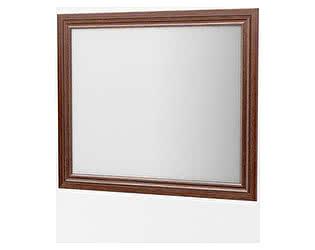 Зеркало ВМФ 800х700 для комода