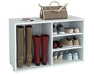 Купить полку МФ Мастер Лана-2 (ПОЛ-2 (1С+1П)) для обуви