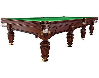 Купить стол Dynamic Billiard Organization бильярдный для русского бильярда Dynamic Noble 12 футов (махагон)