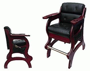 Кресло Weekend Billiard Company бильярдное (махагон)