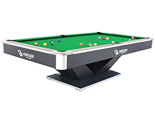 Купить стол Rasson бильярдный для пула Victory II Plus 9 футов (черный)