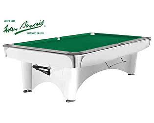 Бильярдный стол для пула Dynamic Billiard Organization Dynamic III 7 футов (белый)