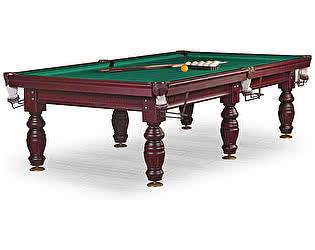 Купить стол Weekend Billiard Company бильярдный для русского бильярда Дебют 9 футов (махагон) ЛДСП