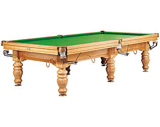 Купить стол Dynamic Billiard Organization бильярдный для русского бильярда Dynamic Prince 10 футов (дуб)