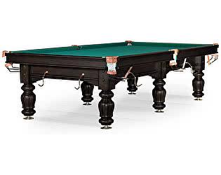 Купить стол WeekEnd бильярдный для русского бильярда Classic II 10 футов (черный орех)