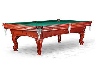 Купить стол WeekEnd бильярдный для русского бильярда Cambridge 8 футов (корица)
