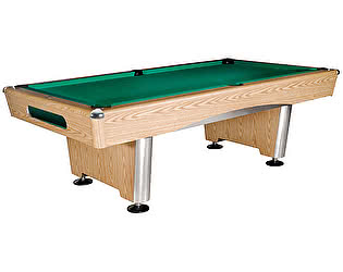 Купить стол Dynamic Billiard Organization бильярдный для пула Dynamic Triumph 8 футов (дуб) в комплекте, аксессуары + сукно