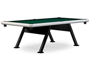 Всепогодный бильярдный стол для пула Key West 7 футов (песочный)
