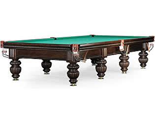 Купить стол WeekEnd бильярдный для снукера Tower 12 футов (черный орех)