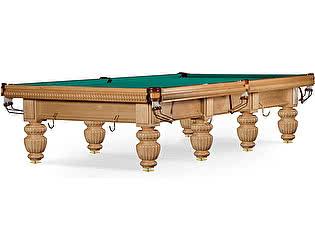 Купить стол WeekEnd бильярдный для русского бильярда Tower 11 футов (ясень, 8 ног)