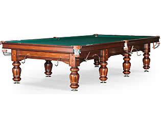 Купить стол WeekEnd бильярдный для русского бильярда Classic II 12 футов (орех)