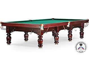 Купить стол WeekEnd бильярдный для русского бильярда Classic II 12 футов (махагон)