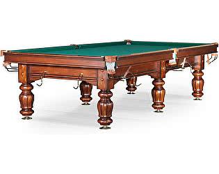 Купить стол WeekEnd бильярдный для русского бильярда Classic II 10 футов (орех)