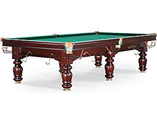 Купить стол WeekEnd бильярдный для русского бильярда Classic II 10 футов (махагон)
