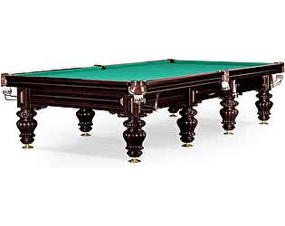 Купить стол WeekEnd бильярдный для русского бильярда Turin 12 футов (черный орех)