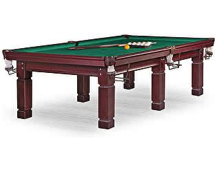 Купить стол Weekend Billiard Company бильярдный для русского бильярда Texas 10 футов (махагон) ЛДСП