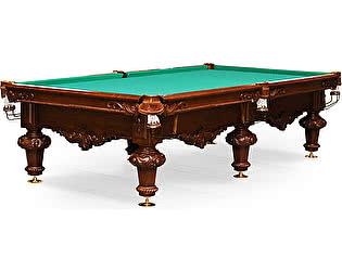 Купить стол WeekEnd бильярдный для русского бильярда Rococo 10 футов (орех пекан)