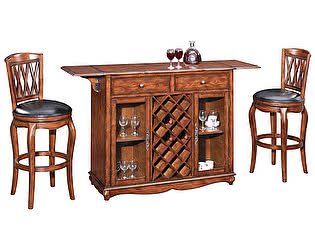 Барный стол Weekend Billiard Company Norman (на колесах)