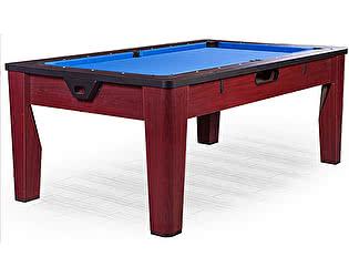 Купить  WeekEnd Многофункциональный игровой стол 6 в 1 Tornado (коричневый)