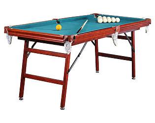 Купить стол WeekEnd бильярдный для русского бильярда  Hobby 6 футов (в комплекте)