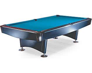 Бильярдный стол для пула Dynamic Billiard Organization Reno 8 футов (черный)
