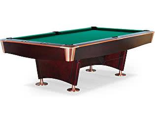 Бильярдный стол для пула Dynamic Billiard Organization Reno 8 футов (махагон)