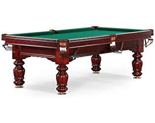 Купить стол WeekEnd бильярдный для русского бильярда Classic II 9 футов (махагон)