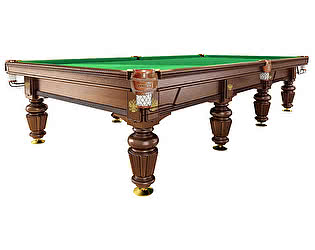 Купить стол Dynamic Billiard Organization бильярдный для русского бильярда Dynamic Noble 12 футов (орех)