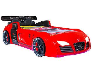 Кровать-машина AUDI RS Turbo, A-001