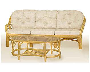 Купить диван Натур-мебель трехместный 01/14 С