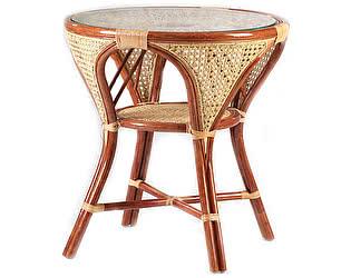 Купить стол Натур-мебель круглый обеденный 07/25