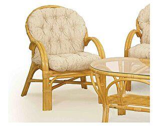 Кресло (с подушкой) Натур-мебель 01/25B