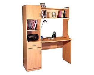 Стол письменный Мебельный двор МД1.02 уголок школьника 1600х1200х560