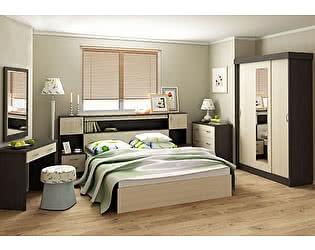 Спальный гарнитур Пенза мебель Бася