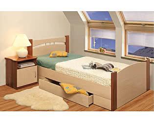 Кровать Олимп-Мебель (1200)