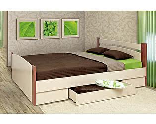 Кровать Олимп-Мебель (1400)