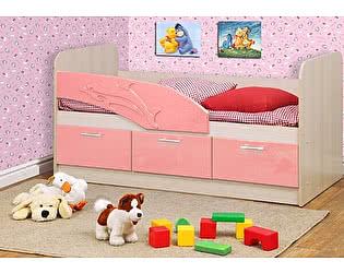 Купить кровать Олимп-Мебель Дельфин МДФ 1,6 м