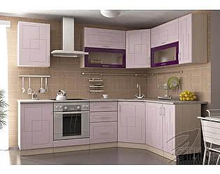 Кухня Стиль Виола угловая (Клетка 1)