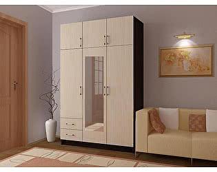Шкаф Пенза мебель 3-створочный с 2-мя ящиками