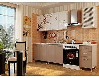 Кухня Пенза мебель ЛДСП 2м Сакура