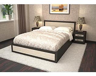Кровать Вавилон 58 ЛДСП со штапиком