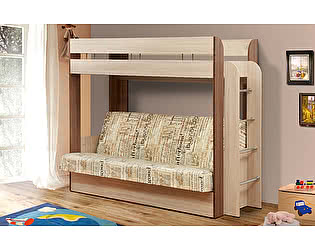 Купить кровать Олимп-Мебель Немо с диван-кроватью